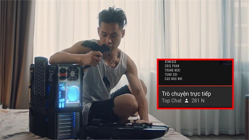 Vừa tung MV kể chuyện stream, Độ Mixi phá luôn kỷ lục công chiếu của Jack, chỉ đứng sau 'ca sĩ ai cũng biết'