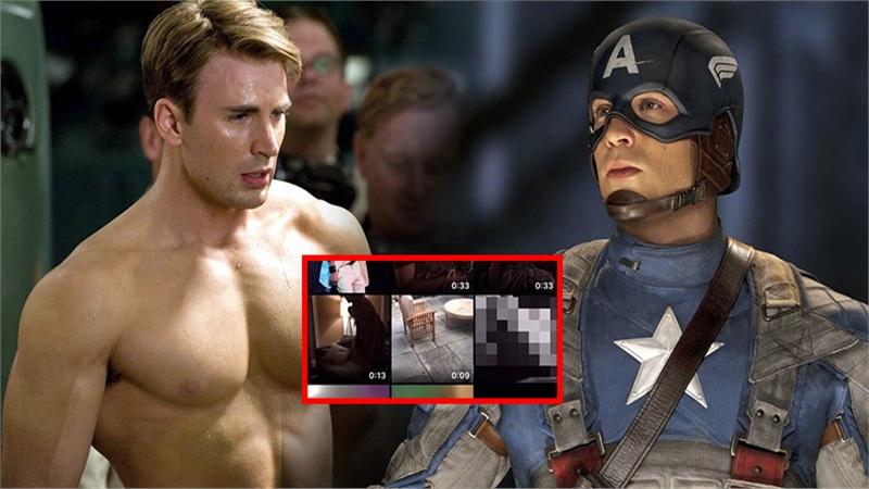 HOT: 'Đội trưởng Mỹ' Chris Evans tự để lộ ảnh nóng, lập tức lọt top trending toàn cầu