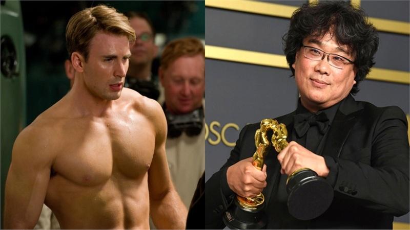 Vì body quá hoàn hảo, 'Captain America' Chris Evans suýt bị đạo diễn Bong Joon Ho loại khỏi vòng casting 'Snowpiercer'