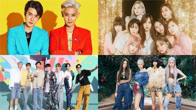 Lộ kế hoạch của Big Hit, SM, JYP và YG cuối năm 2020: BTS, Twice bất ngờ đổi lịch comeback, cuộc đối đầu với Black Pink bỗng 'toang'