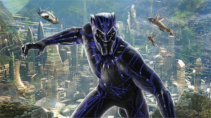 Quê hương Wakanda trong 'Black Panther' được định nghĩa trong từ điển, trở thành biểu tượng sức mạnh của người da màu