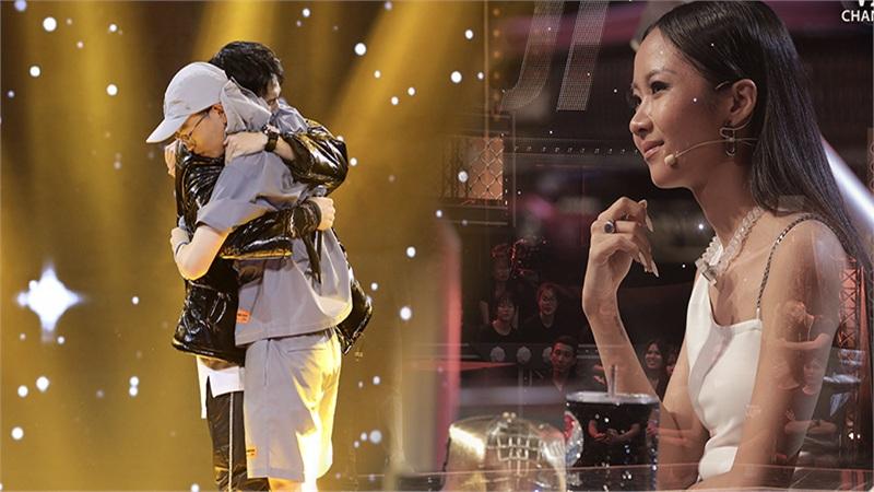 Loạt khoảnh khắc xúc động team Suboi trong 'Rap Việt' tập 9: Đối đầu nhưng vẫn tình cảm lắm lắm!