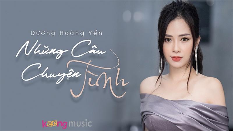 Dương Hoàng Yến tái xuất sau thời gian dài vắng bóng, hứa hẹn bùng nổ trong đêm nhạc Keeng Music tháng 9