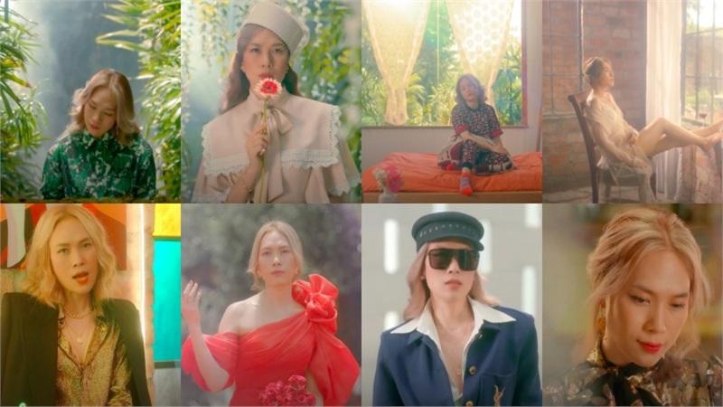 Mỹ Tâm tự đạo diễn MV 'Đúng cũng thành sai', diện 'sương sương' 15 bộ trang phục đủ phong cách