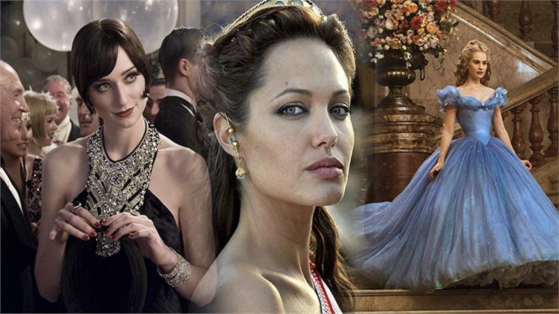 'Titanic', 'Cinderella' và những bí mật ít ai biết về trang phục trong phim Hollywood