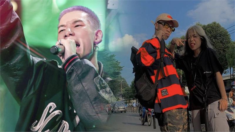 Bị hỏi xoáy về Tlinh, MCK cho rằng 'Rap Việt' nên đổi thành 'Người ấy là ai' vì giúp mình tìm thấy tìm yêu