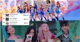 Twice vừa comeback, đã bị ca khúc phát hành 4 tháng trước của Black Pink vượt mặt