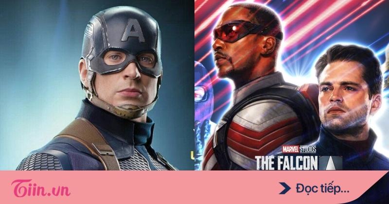 Sau khi Chris Evans giải nghệ, Marvel bất ngờ để lộ danh tính Captain America mới