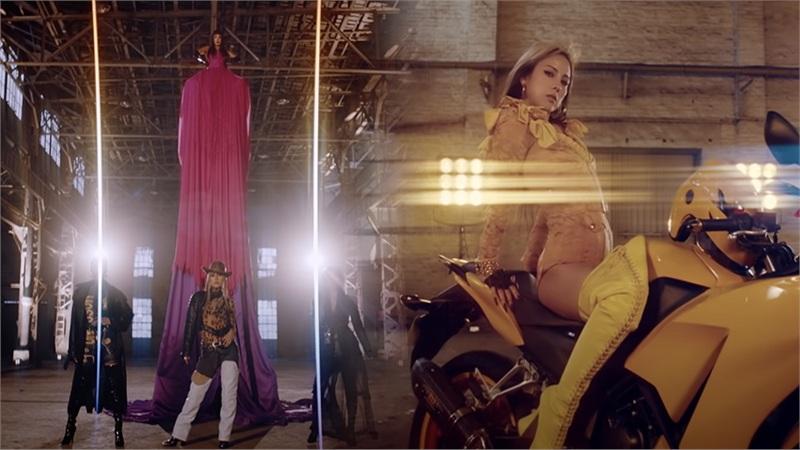 'Chất chơi' nhóm nhạc mới của Lee Hyori - Hwasa, quảng bá xong xuôi, phá đảo mọi BXH mới tung MV