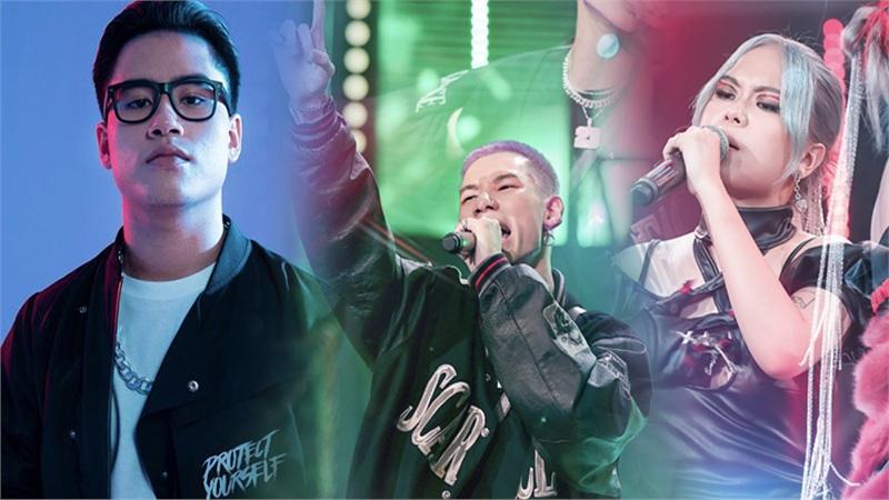 Học vấn khủng của dàn thí sinh Rap Việt: Tlinh IELTS 8.0, MCK là du học sinh Nhật
