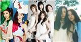 'Lời nguyền'nhóm nhạc 4 thành viên của SM: CSJH vật vờ, Red Velvet chật vật, f(x) comeback lần cuối rồi 'đóng băng'