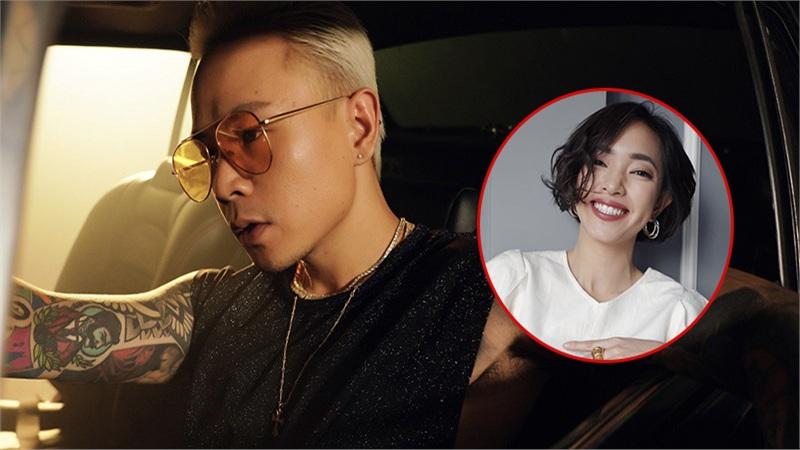 Sau khi bị nói có 1 kiểu tạo dáng, Binz lại bị học trò cà khịa 'gu Châu Á' trên 'Rap Việt'