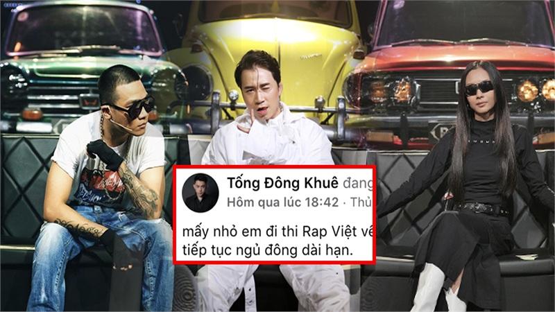 'Đạo cụ' đắt đỏ choáng ngợp bị 'ngủ đông' sau khi xuất hiện tại Rap Việt