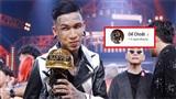 Vừa chiến thắng Rap Việt, Dế Choắt đã nhận tin vui khi ẵm nút vàng triệu sub trên YouTube