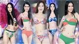 Vẻ đẹp nóng bỏng của Top 5 Hoa hậu Việt Nam 2020