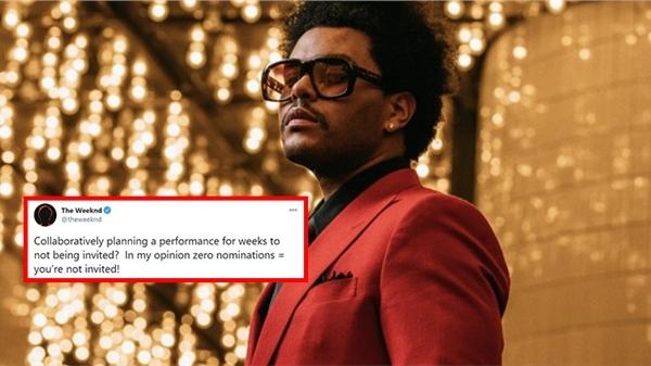 The Weeknd tuyên bố không diễn ở Grammy, dân tình bất ngờ 'soi' được lý do khiến anh 'trắng tay'