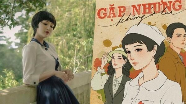 Hiền Hồ khiến fan 'ố á' khi tung bản truyện tranh mừng MV đạt top 1 trending