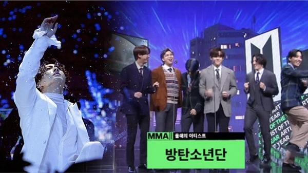 BTS 'all-kill' Daesang MMA 2020, Black Pink hết bị 'hắt hủ' khi bất ngờ hốt về 2 giải lớn