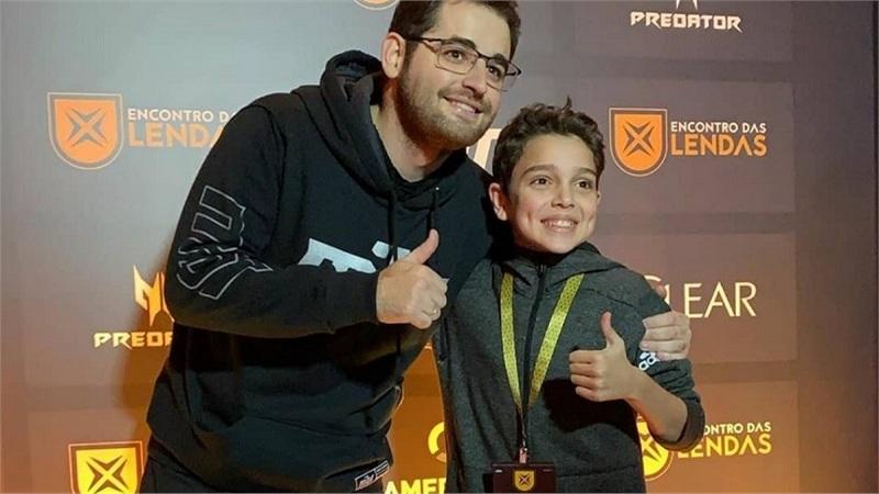 Game thủ nhí CS:GO mới 13 tuổi đã được tuyển Esports chuyên nghiệp chiêu mộ