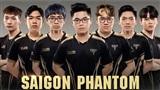 Chung kết AIC 2020: Fan rần rần gửi lời chúc đến Saigon Phantom