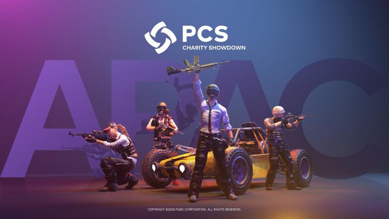 PCS APAC Charity Showdown: Đại diện Thái Lan tạm chiếm ưu thế sau ngày thi đấu thứ nhất