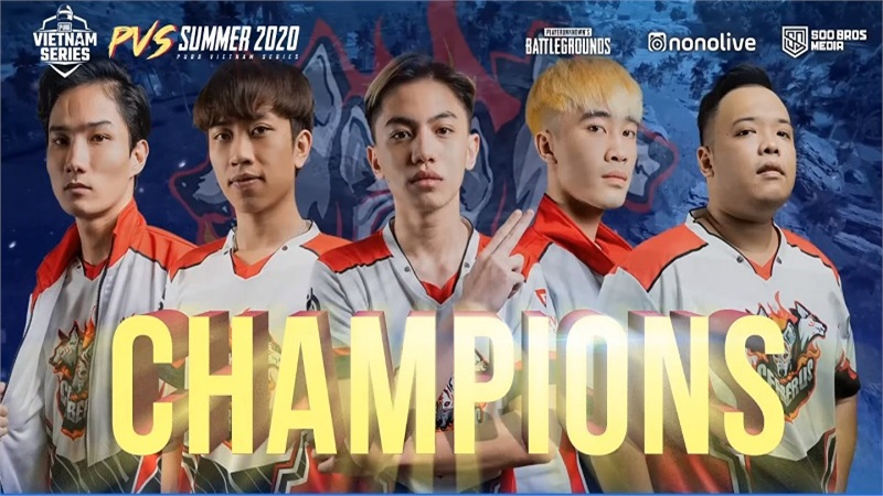 Cerberus Esports phá bỏ lời nguyền, bảo vệ thành công chức vô địch PUBG Vietnam Series