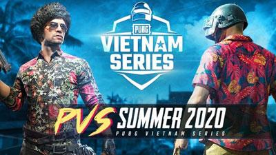 9 đại diện cuối cùng góp mặt tại VCK PUBG Vietnam Series Summer 2020