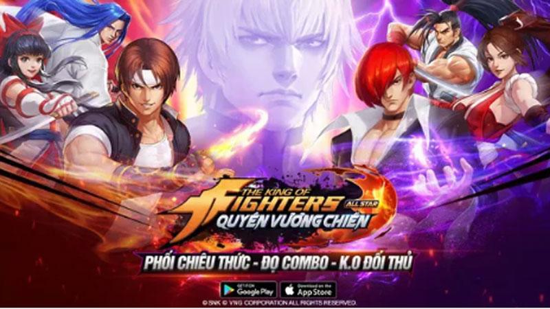KOF AllStar VNG – Quyền Vương Chiến trước thềm Open Beta: Game thủ thắc mắc, NPH trả lời