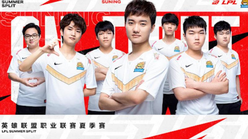 Nhiều người cho rằng huanfeng đang làm 'tạ' tại Suning Gaming nhưng Doinb đánh giá cao chàng xạ thủ trẻ tuổi này