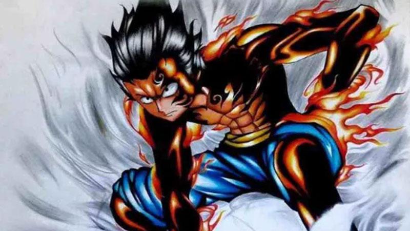 Thiết kế tướng Liên Quân Mobile bị tố 'học hỏi' quá nhiều từ siêu phẩm Manga/Anime - Tokyo Ghoul