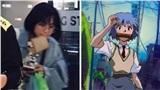 Vô tình lọt vào khung hình của fan GAM, Minh Nghi vẫn khiến dân mạng nức nở vì 'đáng yêu như nhân vật anime'