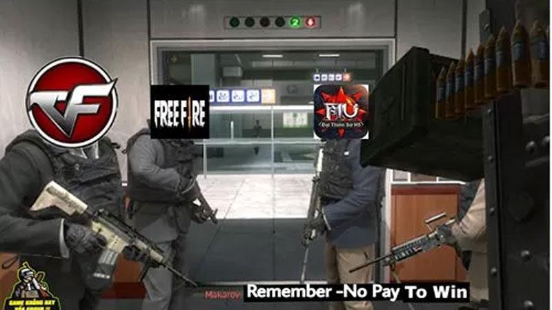 Nếu nói Free Fire hút máu thì có lẽ game thủ chưa biết đến hai 'ông hoàng của làng' pay to win này