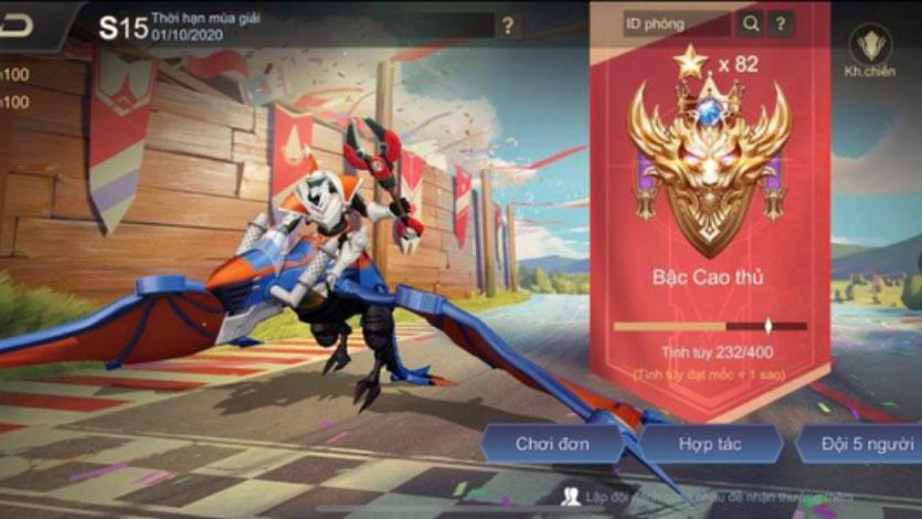 Liên Quân Mobile: Thông số Rank đầy 'quyền lực' mà game thủ dù muốn 'buff' hay mua đều không thể