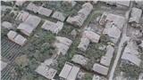 Xuất hiện ngôi làng 'ma' sau trận núi lửa phun trào ở Indonesia