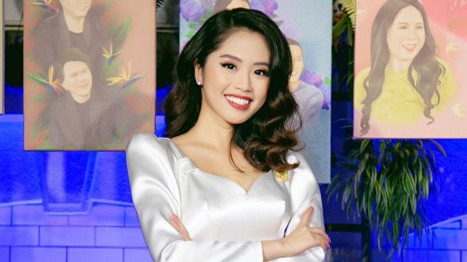 Nữ MC truyền hình 22 tuổi thi HHVN 2020: 'Các bạn đua theo xu hướng Kpop hay Âu Mỹ, mình chỉ chuộng style đơn giản chuẩn chỉnh tác phong nhà đài'