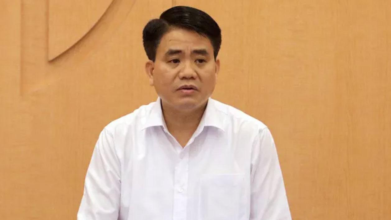 Ông Nguyễn Đức Chung chiếm đoạt tài liệu bí mật gì của Nhà nước?