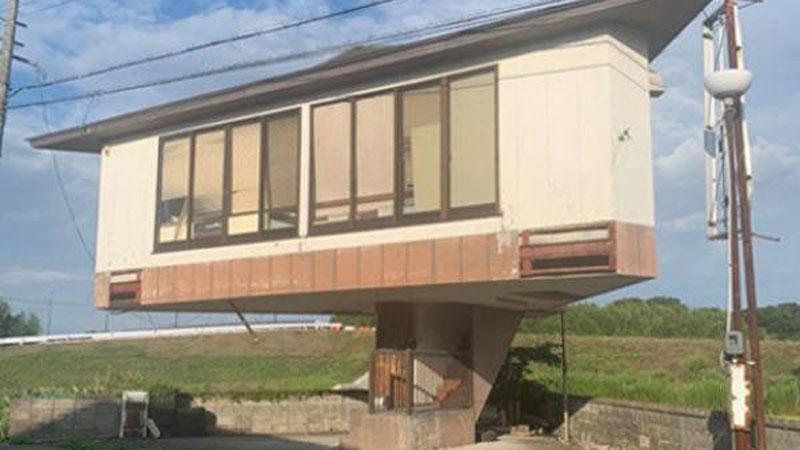 Cư dân mạng 'đau đầu' tìm kiếm địa chỉ ngôi nhà hình thù kỳ quái