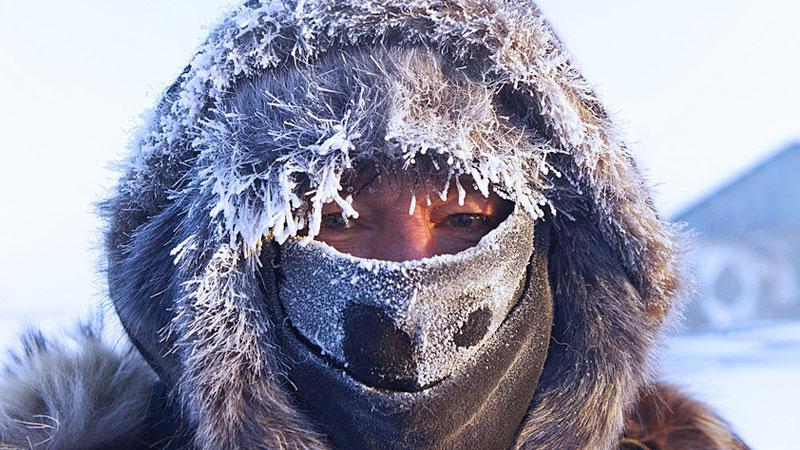 Khám phá cuộc sống ở nơi âm 50 độ C đến lông mi cũng đóng băng