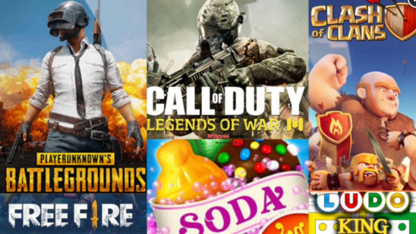 Những game mobile xếp hạng cao nhất thế giới trong năm 2020 khi có lượng người chơi khổng lồ