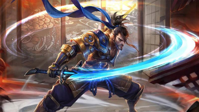 CĐM hết hồn khi thấy Yasuo bất ngờ xuất hiện ở đường giữa trong Liên Quân, game thủ nhận ra ngay sự bất ổn