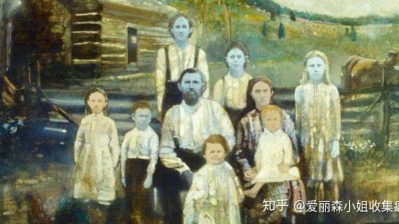 Gia tộc Fugate: 'Những người ngoài hành tinh' với làn da xanh bị cô lập với thế giới hàng trăm năm