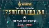 ĐTDV mùa Đông 2020 bất ngờ tăng tiền thưởng ngay giữa mùa giải, nhà vô địch có thể nhận tới cả tỷ đồng