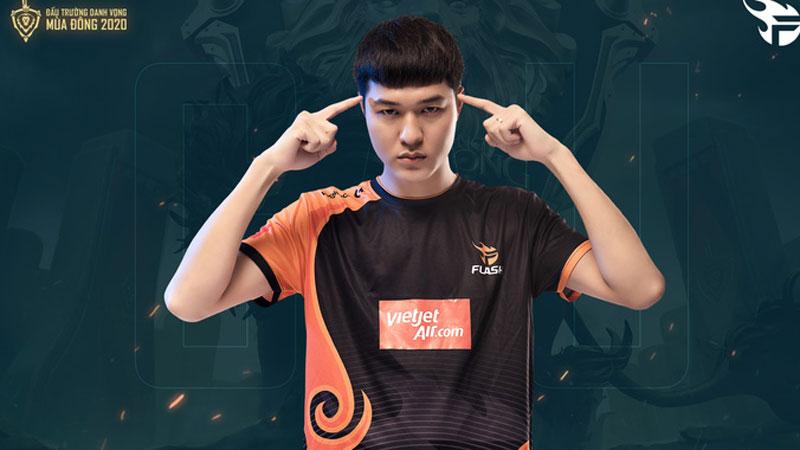 [ĐTDV mùa Đông 2020] Đội trưởng Gấu chia sẻ đầy cay đắng sau 2 trận thua liên tiếp: 'Team Flash thắng còn bị chửi nữa là thua'