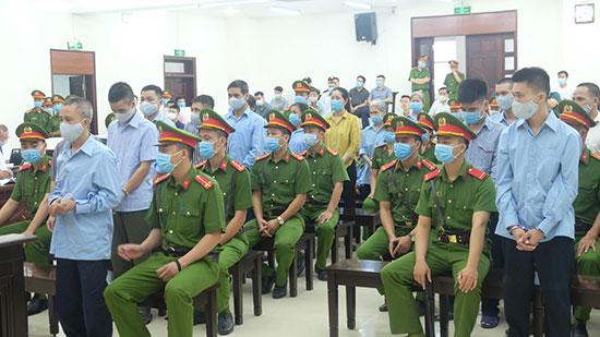 5 bị cáo trong vụ án xảy ra tại Đồng Tâm có đơn kháng cáo