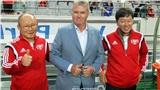 Việt Nam quy tụ 'ADN huyền thoại World Cup' của tuyển Hàn Quốc: Có HLV Park Hang-seo và những ai?
