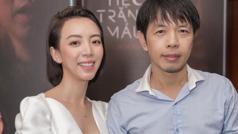 Thu Trang: Tôi rất ngại khi phải đóng cảnh nóng, tốc váy với Thái Hòa