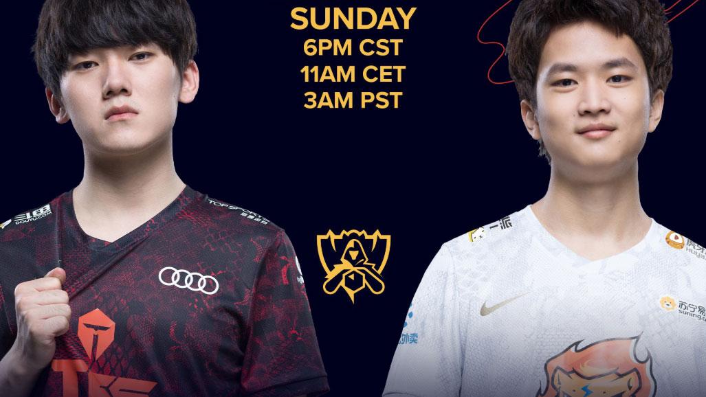 Nhận định Bán kết 2 CKTG 2020: Suning Gaming vs TOP Esports, đội tuyển nào sẽ xứng đáng đại diện cho LPL tại trận Chung kết?