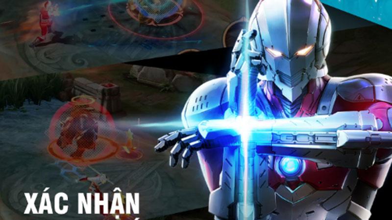 Chính thức: 'Siêu nhân điện quang' xuất hiện trong Liên Quân, game thủ nhận FREE skin cực chất