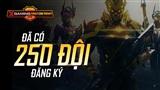 250 đội tuyển đã sẵn sàng tham chiến tại Xgaming Free Fire Fight