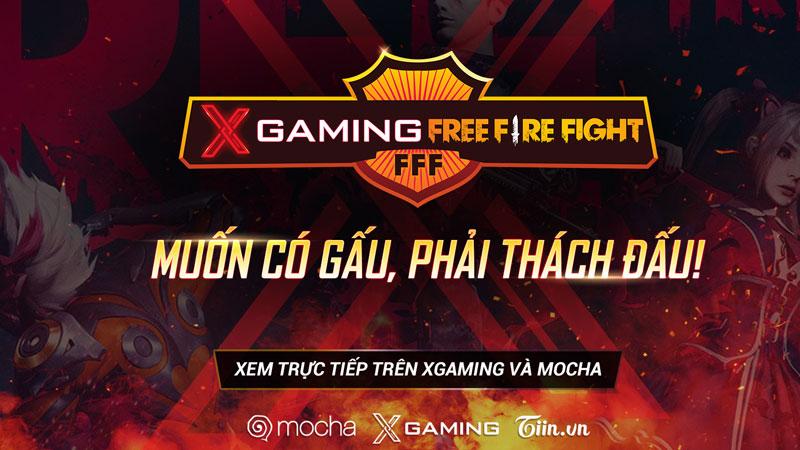 Anh Eric nhận định về cơ cấu và thể lệ của XGaming Free Fire Fight season 2